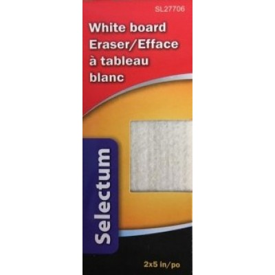 Efface à tableau blanc Selectum