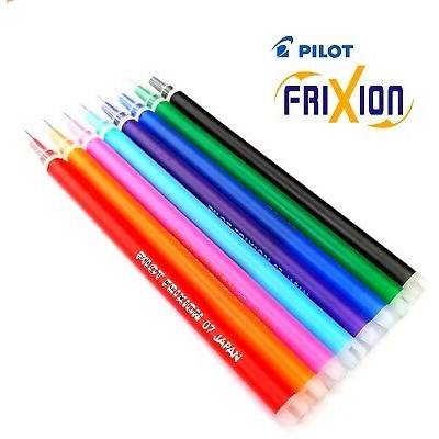 Recharge Stylo Frixion 0.7mm