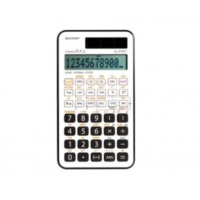 Calculatrice Scientifique Solaire Sharp # EL-510RTB