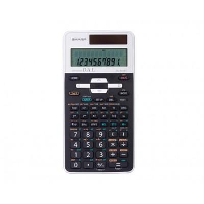 Calculatrice Scientifique Solaire Sharp # EL-531XTB-WH