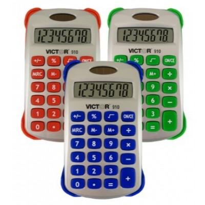 Calculatrice de Base Solaire Victor #910
