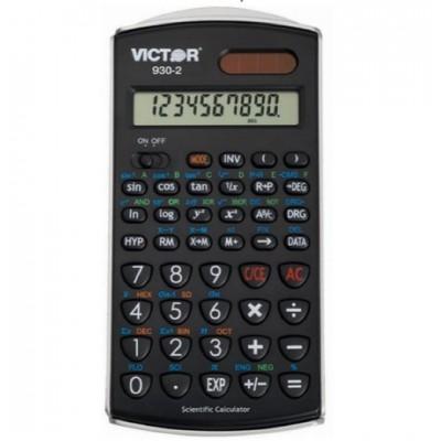 Calculatrice Scientifique Solaire Victor # 930-2