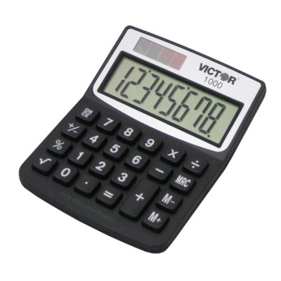 Calculatrice de base - Mini de bureau