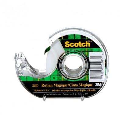 Ruban Adhésif Magique 12mm x 33m - Scotch