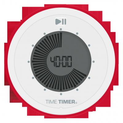 "Horloge: Minuterie Sonore ""twist"" ( 7.5cm )"