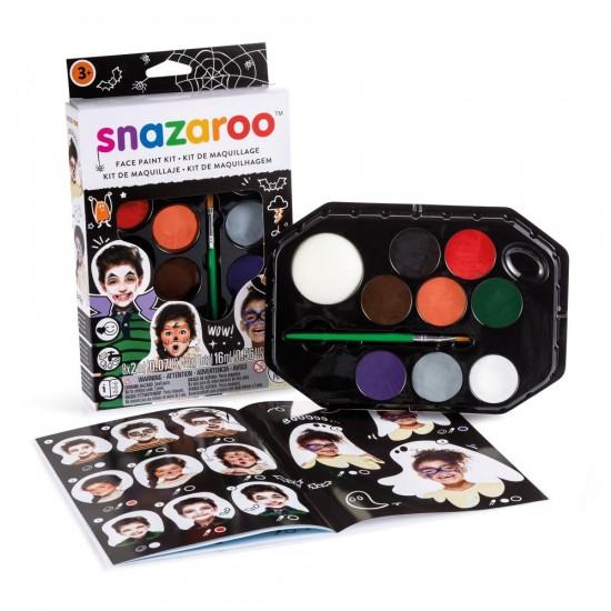 Ensemble de maquillage Snazaroo :Halloween /8