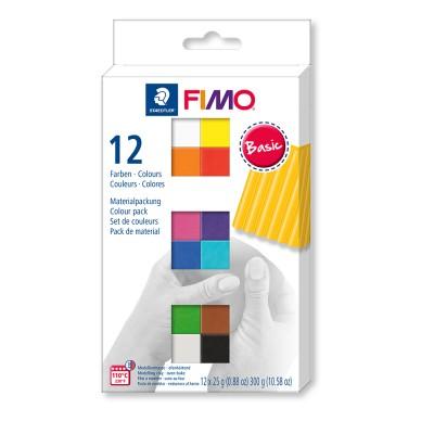 Ensemble Fimo Demi-Blocs/12