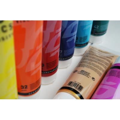 Acrylique studio 250 ml (38 couleurs)