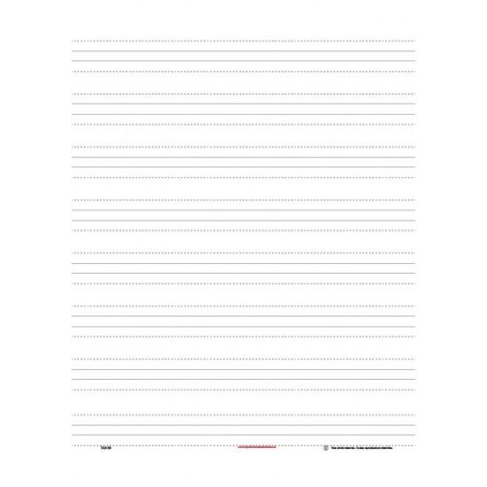 Affiche : Interligné-pointillé  (Trottoir)