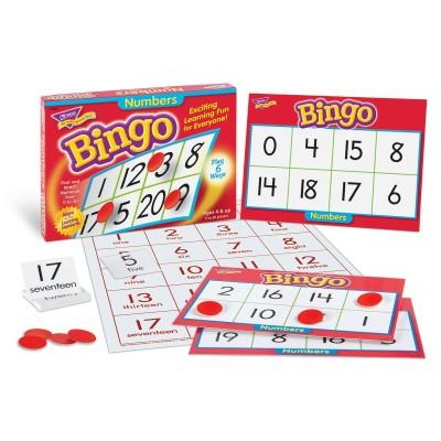 Bingo des Nombres