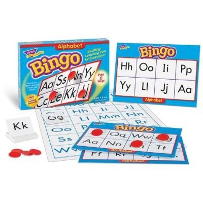 Bingo: Alphabet
