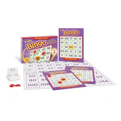Bingo: Multiplications