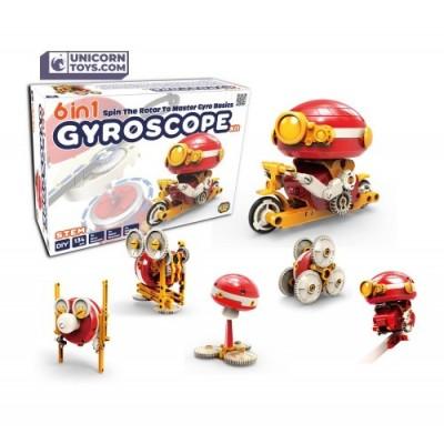 Gyroscope 6 en 1