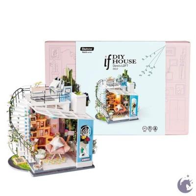 Mini Maison DIY : Le Loft de Dora