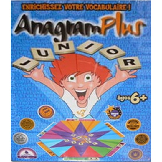 Anagram plus Junior