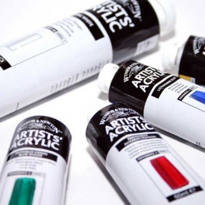 Acrylique artists 200ml série 3 (11 couleurs)