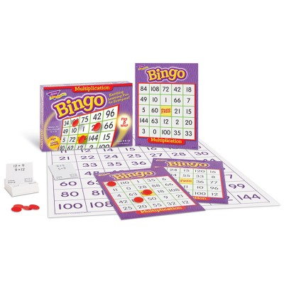 Bingo: Multiplications