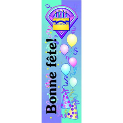 Signets d'Anniversaire : Ballons
