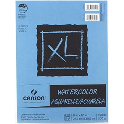 """Papier aquarelle : 9x12"""""""