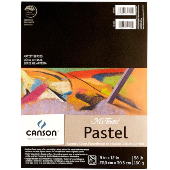 """Papier à pastel 98lb : 12x16"""""""