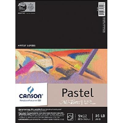 """Papier à pastel 98lb : 9x12"""""""
