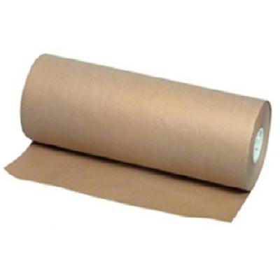"""Rouleau papier kraft brun : 18""""x1000'"""