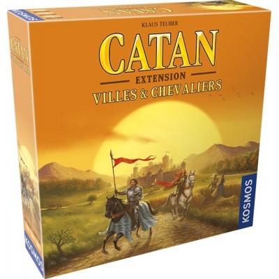 Catan : Villes et chevaliers extension 4 joueurs