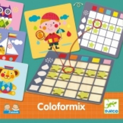 Eduludo : Coloformix