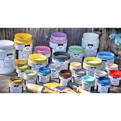 Peinture à la craie 236 ml (couleurs métalliques)