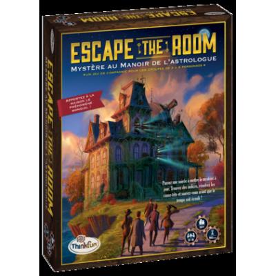 Escape Room : Mystère au Manoir de l'Astrologue