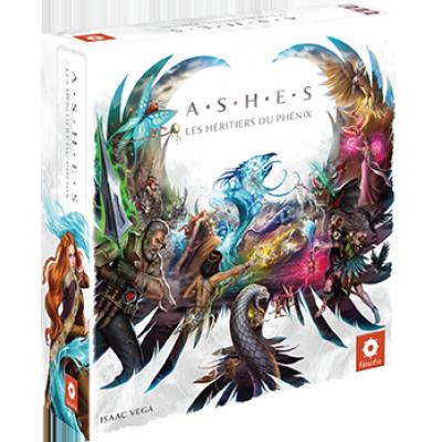 Ashes: Les héritiers du phoenix