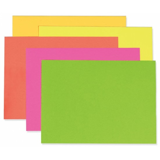 Cartons fluo /1