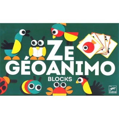 Ze Geoanimo : 30 pièces