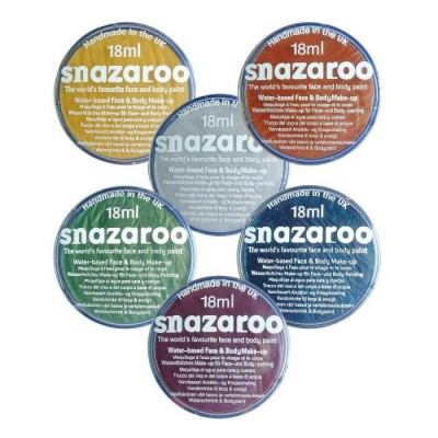 Maquillage Snazaroo 18 ml /1 Brillant/métalique