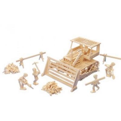 Matchitecture: Bulldozer