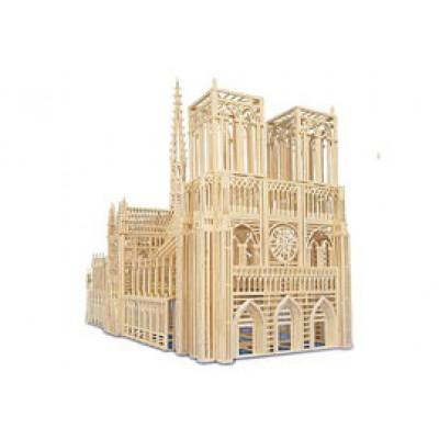 Matchitecture: Cathédrale Notre Dame de Paris