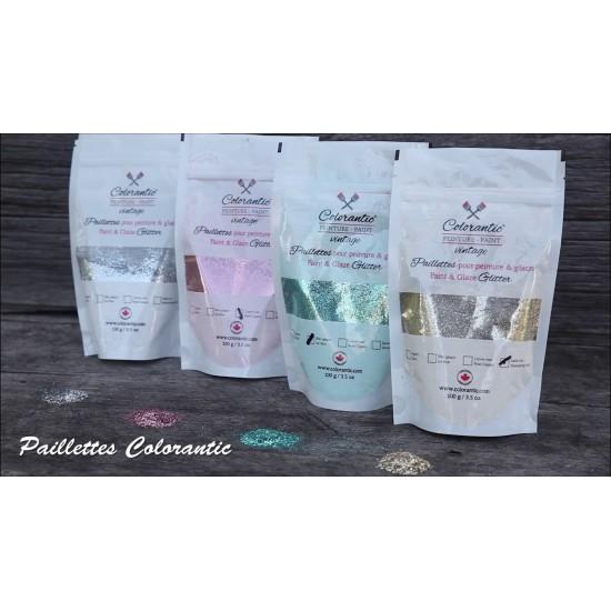 Paillettes Colorantic/ 100g