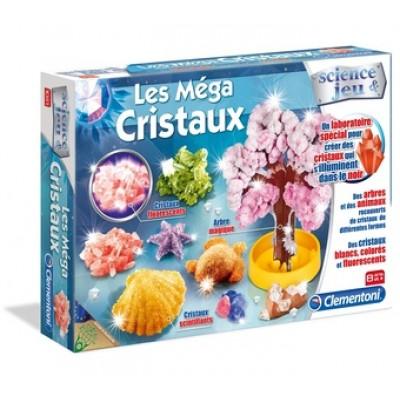 Les mégas cristaux