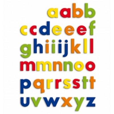 Lettres aimantés minuscule