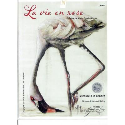 Patron à cendre: La vie en rose (Marie-Claude Gervais)