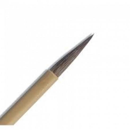 Pinceau au manche de bamboo