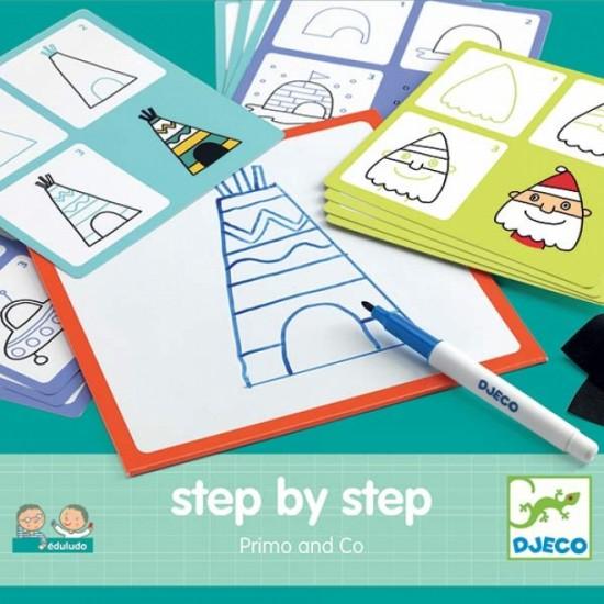 Eduludo: step by step (Primo)
