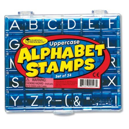 Estampes: Alphabet majuscules/34