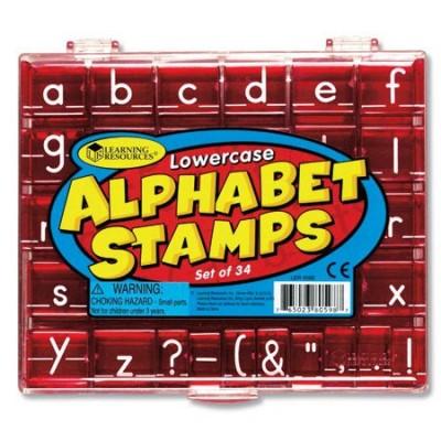 Estampes: Alphabet Minuscule/34