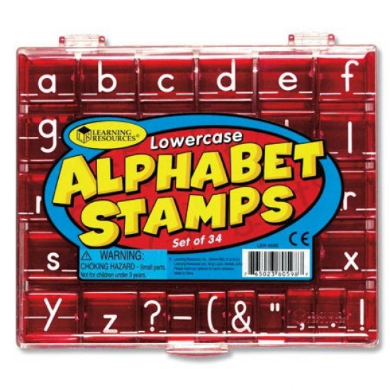 Estampes: Alphabet minuscules/34