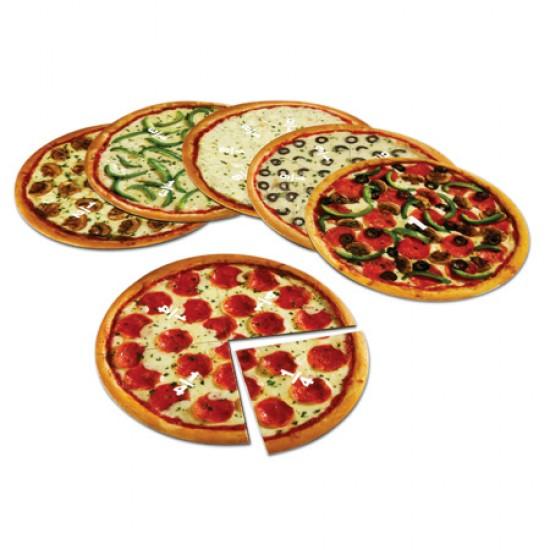 Pizza fraction magnétique
