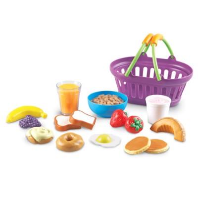 Panier de Nourriture : Le Déjeuner