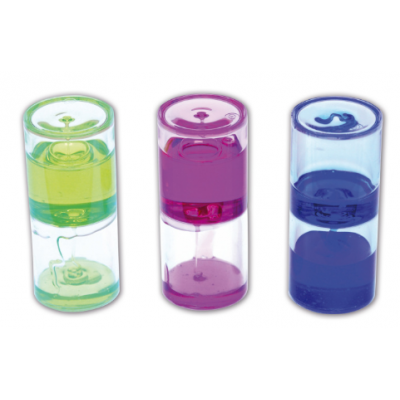 Sablier d'eau: Ooze tube
