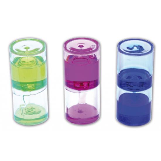 Sablier d'eau : Ooze tube /1
