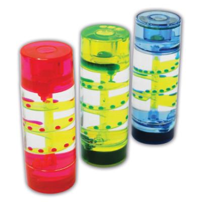 Sablier d'eau: tube spirale /1
